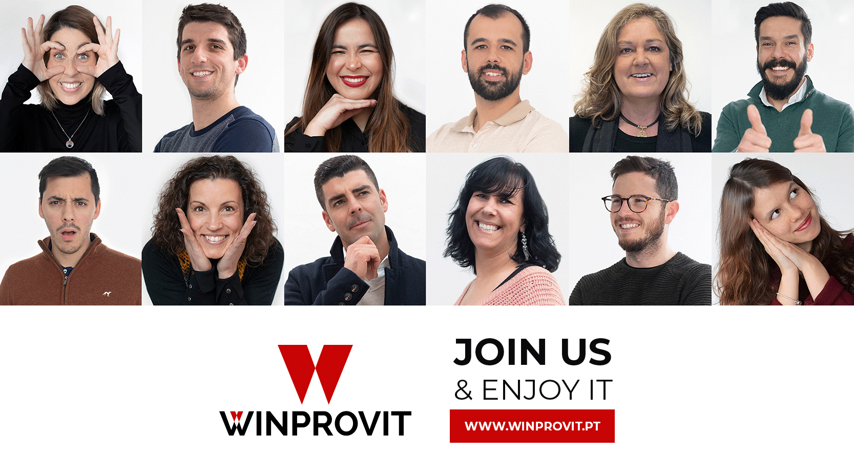 WINPROVIT - Join Us! - Come work with us